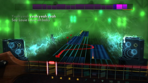 Скриншот №1 к Rocksmith® 2014 Edition – Remastered – Rockin Covers Song Pack II