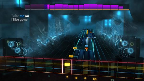 "Скриншот №2 к Rocksmith® 2014 Edition – Remastered – Reel Big Fish - ""Take On Me"""