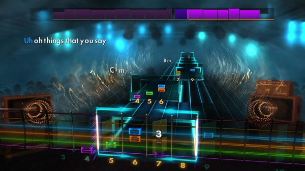 "Скриншот №1 к Rocksmith® 2014 Edition – Remastered – Reel Big Fish - ""Take On Me"""