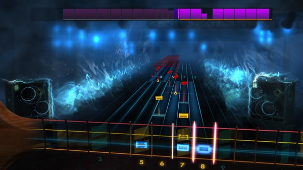 "Скриншот №5 к Rocksmith® 2014 Edition – Remastered – Nightwish - ""Over the Hills and Far Away"""