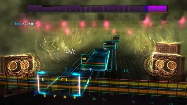 "Скриншот №2 к Rocksmith® 2014 Edition – Remastered – Tegan and Sara - ""The Con"""