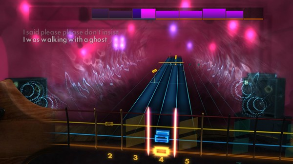 "Скриншот №1 к Rocksmith® 2014 Edition – Remastered – Tegan and Sara - ""Walking with a Ghost"""