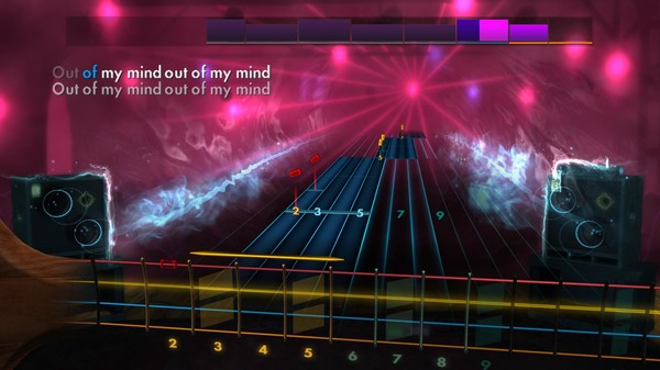 "Скриншот №4 к Rocksmith® 2014 Edition – Remastered – Tegan and Sara - ""Walking with a Ghost"""