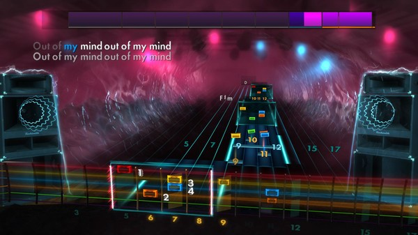 "Скриншот №5 к Rocksmith® 2014 Edition – Remastered – Tegan and Sara - ""Walking with a Ghost"""