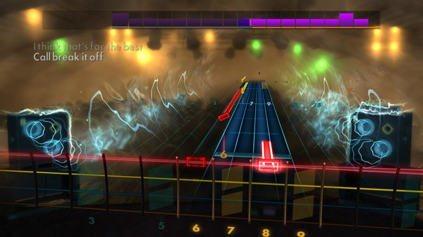 "Скриншот №5 к Rocksmith® 2014 Edition – Remastered – Tegan and Sara - ""Call It Off"""