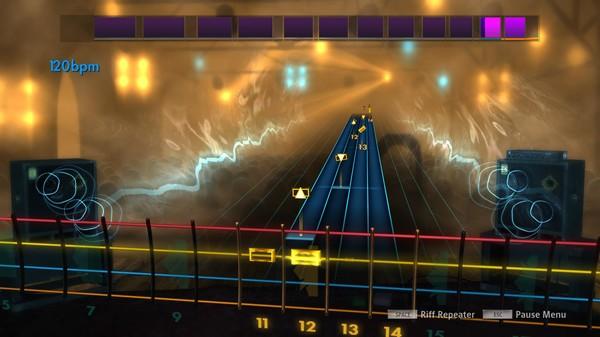 Скриншот №3 к Rocksmith® 2014 Edition – Remastered – Rocksmith Intermediate Exercises Vol. 1