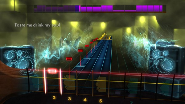 Скриншот №5 к Rocksmith® 2014 Edition – Remastered – The Pretty Reckless Song Pack