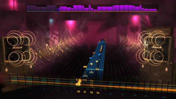 """Скриншот №1 к Rocksmith® 2014 Edition – Remastered – The Pretty Reckless - """"Going to Hell"""""""