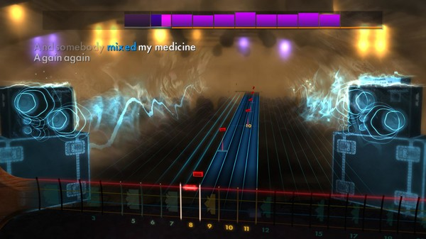 "Скриншот №4 к Rocksmith® 2014 Edition – Remastered – The Pretty Reckless - ""My Medicine"""