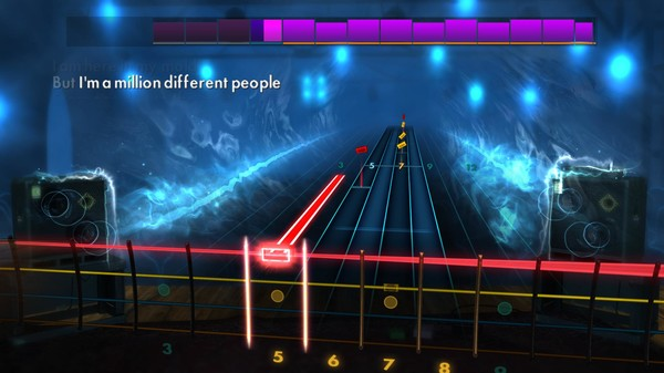 Скриншот №2 к Rocksmith® 2014 Edition – Remastered – Indie Rock Song Pack