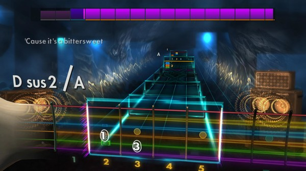 "Скриншот №3 к Rocksmith® 2014 Edition – Remastered – Aranbee Pop Symphony Orchestra - ""Bittersweet Symphony"""