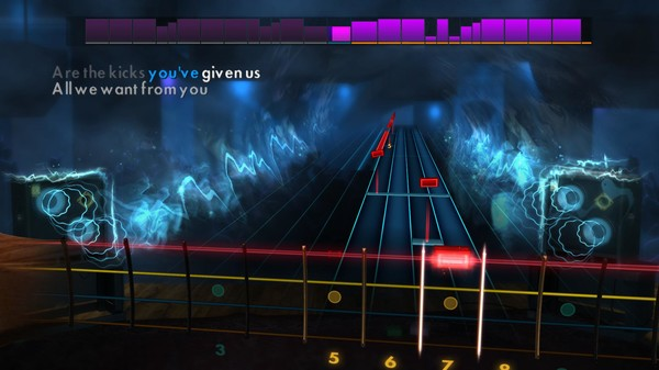 Скриншот №2 к Rocksmith® 2014 Edition – Remastered – Manic Street Preachers Song Pack