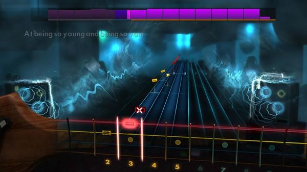 Скриншот №3 к Rocksmith® 2014 Edition – Remastered – Manic Street Preachers Song Pack