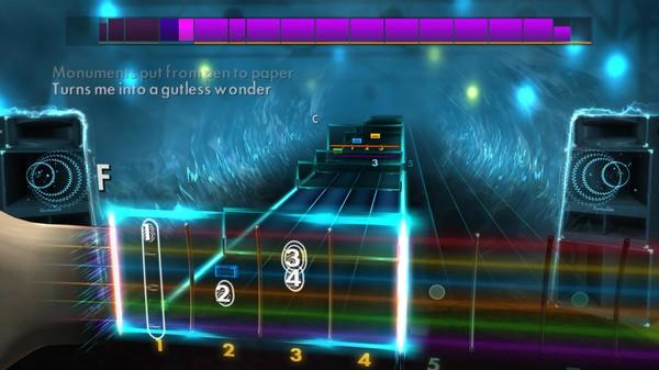 Скриншот №4 к Rocksmith® 2014 Edition – Remastered – Manic Street Preachers Song Pack