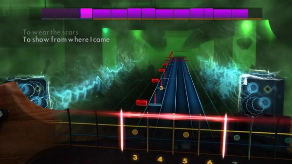 Скриншот №1 к Rocksmith® 2014 Edition – Remastered – Manic Street Preachers Song Pack