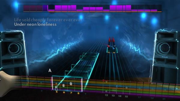 "Скриншот №4 к Rocksmith® 2014 Edition – Remastered – Manic Street Preachers - ""Motorcycle Emptiness"""