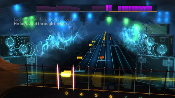 Скриншот №5 к Rocksmith® 2014 Edition – Remastered – Gary Moore Song Pack