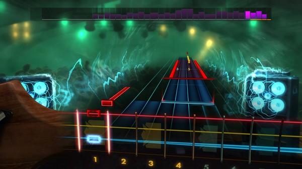 """Скриншот №4 к Rocksmith® 2014 Edition – Remastered – Gary Moore - """"The Loner"""""""