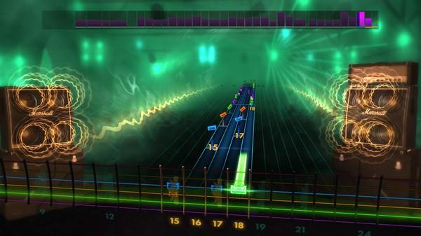 """Скриншот №3 к Rocksmith® 2014 Edition – Remastered – Gary Moore - """"The Loner"""""""