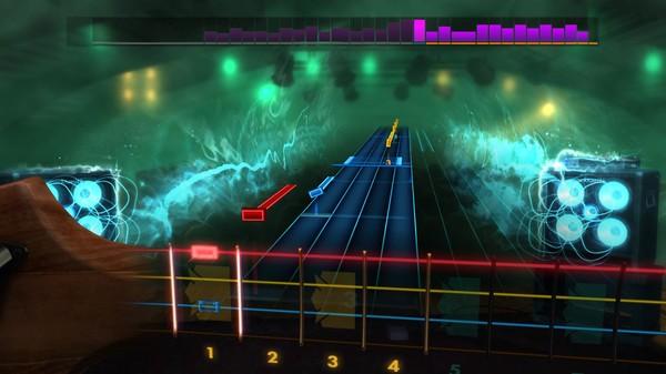 """Скриншот №5 к Rocksmith® 2014 Edition – Remastered – Gary Moore - """"The Loner"""""""