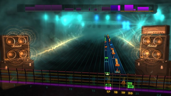 "Скриншот №1 к Rocksmith® 2014 Edition – Remastered – Gary Moore - ""Over the Hills and Far Away"""