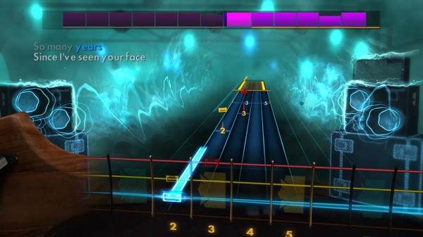 "Скриншот №5 к Rocksmith® 2014 Edition – Remastered – Gary Moore - ""Over the Hills and Far Away"""