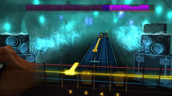 "Скриншот №4 к Rocksmith® 2014 Edition – Remastered – Gary Moore - ""Over the Hills and Far Away"""