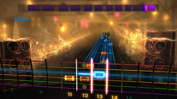 Скриншот №1 к Rocksmith® 2014 Edition – Remastered – Rocksmith Advanced Exercises Vol. 1