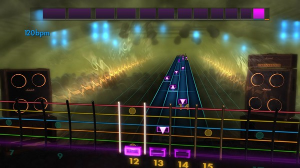Скриншот №5 к Rocksmith® 2014 Edition – Remastered – Rocksmith Advanced Exercises Vol. 1