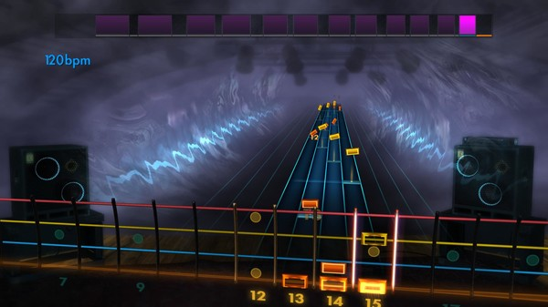 Скриншот №2 к Rocksmith® 2014 Edition – Remastered – Rocksmith Advanced Exercises Vol. 1