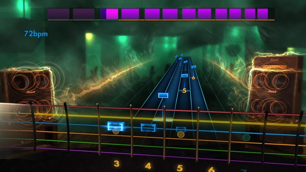 Скриншот №3 к Rocksmith® 2014 Edition – Remastered – Rocksmith Advanced Exercises Vol. 1