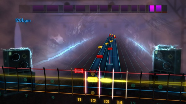 Скриншот №4 к Rocksmith® 2014 Edition – Remastered – Rocksmith Advanced Exercises Vol. 1