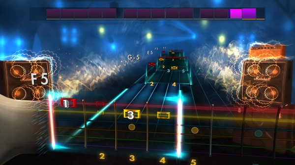 "Скриншот №5 к Rocksmith® 2014 Edition – Remastered – Jim Johnston - ""I Wont Do What You Tell Me Stone Cold Steve Austin"""