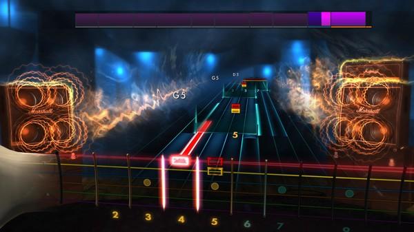 "Скриншот №4 к Rocksmith® 2014 Edition – Remastered – Jim Johnston - ""Electrifying The Rock"""