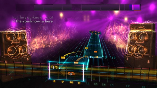 Скриншот №5 к Rocksmith® 2014 Edition – Remastered – Bloodhound Gang Song Pack