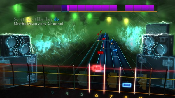 "Скриншот №4 к Rocksmith® 2014 Edition – Remastered – Bloodhound Gang - ""The Bad Touch"""