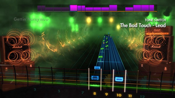 "Скриншот №1 к Rocksmith® 2014 Edition – Remastered – Bloodhound Gang - ""The Bad Touch"""