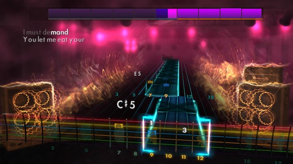"Скриншот №2 к Rocksmith® 2014 Edition – Remastered – Bloodhound Gang - ""The Ballad of Chasey Lain"""