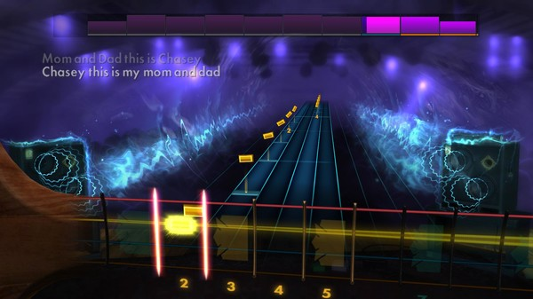 "Скриншот №1 к Rocksmith® 2014 Edition – Remastered – Bloodhound Gang - ""The Ballad of Chasey Lain"""