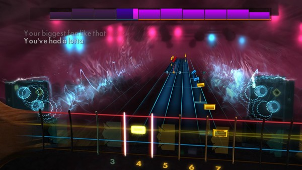 "Скриншот №5 к Rocksmith® 2014 Edition – Remastered – Bloodhound Gang - ""The Ballad of Chasey Lain"""