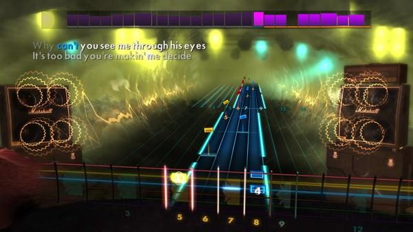 Скриншот №1 к Rocksmith® 2014 Edition – Remastered – Women Who Rock Song Pack II