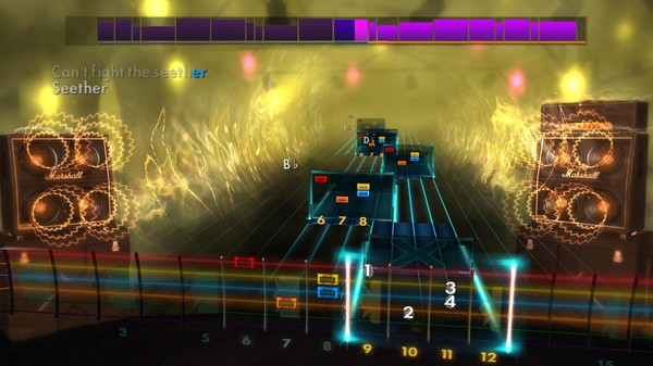 "Скриншот №1 к Rocksmith® 2014 Edition – Remastered – Veruca Salt - ""Seether"""