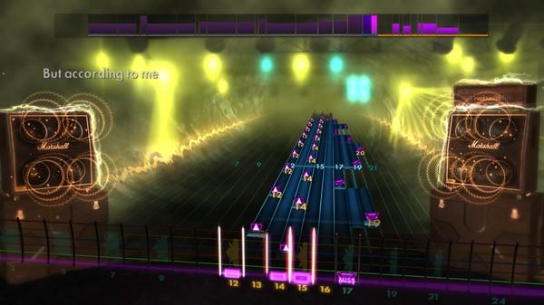 "Скриншот №5 к Rocksmith® 2014 Edition – Remastered – Orianthi - ""According to You"""