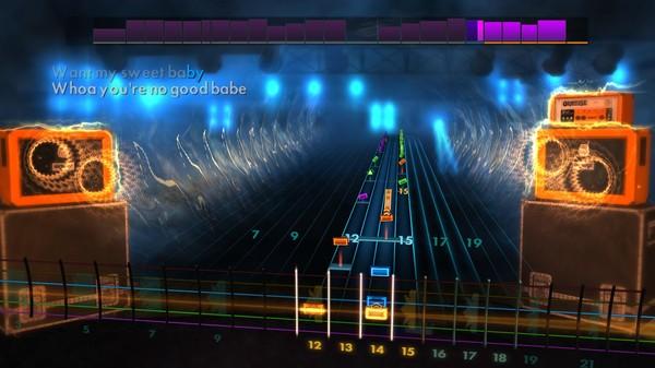 "Скриншот №1 к Rocksmith® 2014 Edition – Remastered – Kaleo - ""No Good"""