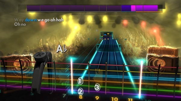 "Скриншот №2 к Rocksmith® 2014 Edition – Remastered – Kaleo - ""Way Down We Go"""