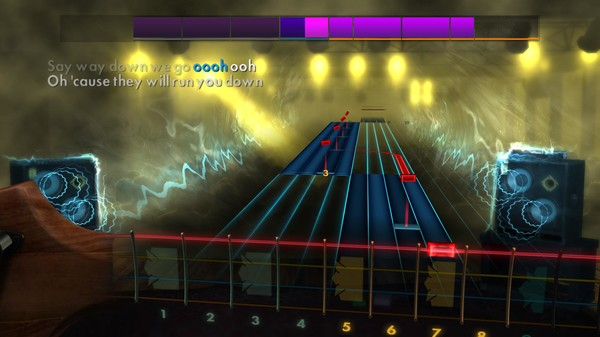"Скриншот №4 к Rocksmith® 2014 Edition – Remastered – Kaleo - ""Way Down We Go"""