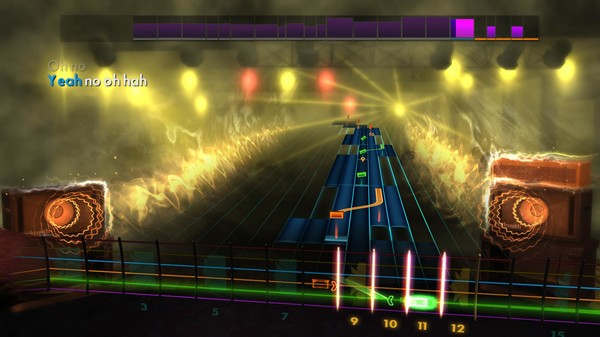 "Скриншот №1 к Rocksmith® 2014 Edition – Remastered – Kaleo - ""Way Down We Go"""