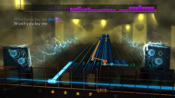 "Скриншот №4 к Rocksmith® 2014 Edition – Remastered – Kaleo - ""All the Pretty Girls"""