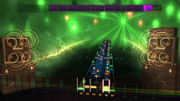 Скриншот №5 к Rocksmith® 2014 Edition – Remastered – Social Stars Song Pack