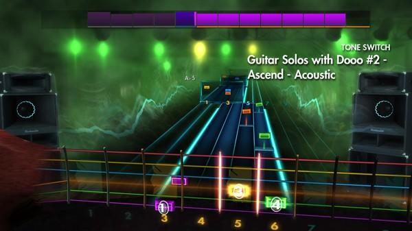 "Скриншот №2 к Rocksmith® 2014 Edition – Remastered – The Dooo - ""Guitar Solos with Dooo 2 - Ascend"""
